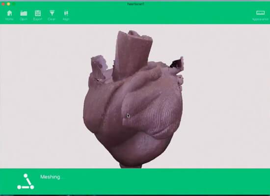اسکن سه بعدی و جواهرسازی